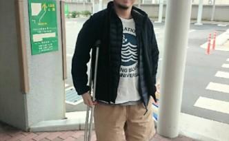 杖1本で歩けるように なりました(*^^)