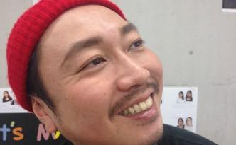 眉とチークが特に ポイントです(*^^)v 喜んでらっしゃる♪(笑)