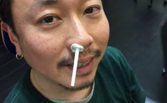 鼻毛エステ・・・ そろそろしたい・・・(笑)