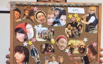 岡さんの手作りアルバム♡ ありがと~!!! 宝物にします(*^_^*)