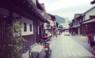 何となく懐かしい感じもあり、落ち着く雰囲気の町でした♡