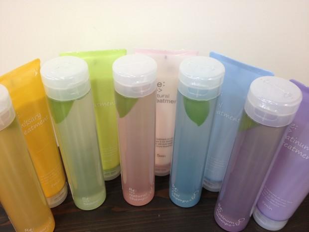 栄養補給しながら洗えて 潤す♡(^<^)♡ アロマの香りも癒される♪