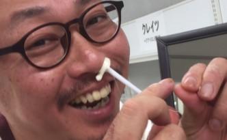ふざけてる訳ではありませんよ(^_^;)(笑)鼻毛エステ~!!