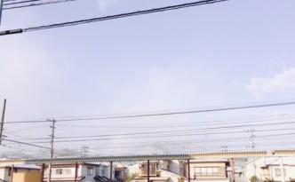 山が白い(*_*)