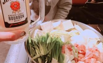 鍋はまたお酒が 進みますよね~( *´艸`)
