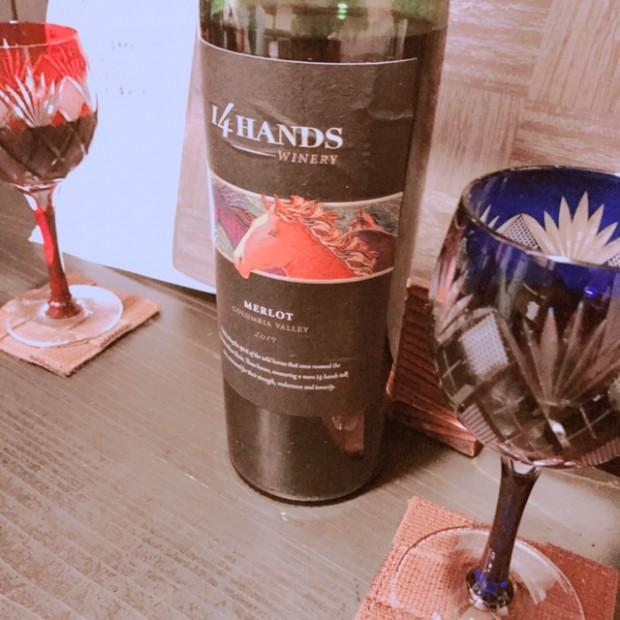 美味しいワイン でした(#^.^#)