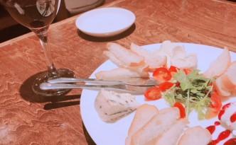 ブルーチーズ が めっちゃワインにあう~♡