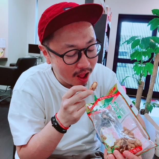 やっぱり食いしん坊な 古江さん( *´艸`)(笑)