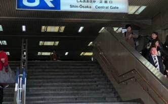朝8時の大阪!(^^)!