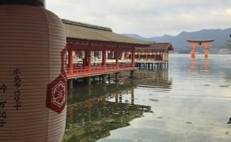 早朝、宮島に渡り 初詣へ行ったり。。