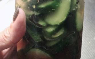 黒酢&生姜&塩昆布で 夏バテ防止♬